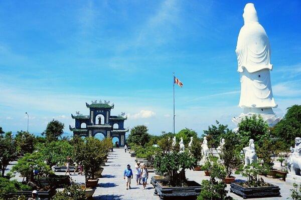 Chùa Linh Ứng - Ngôi chùa linh thiên nhất Đà Nẵng